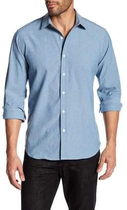 Jeff Norfolk Long Sleeve Tailored Fit Shirt