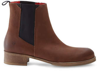 Liebeskind Berlin Nubuck Leather Chelsea Boots