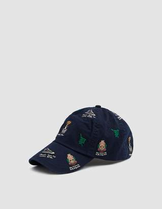 Polo Ralph Lauren Polo Bear Cap in Aviator Navy 2cec2473698b