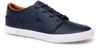 Lacoste Men's Low-rise leather Bayliss VULC lace-up trainers