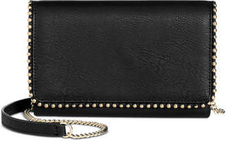 INC International Concepts I.n.c. Valliee Multi Compartment Chain Crossbody