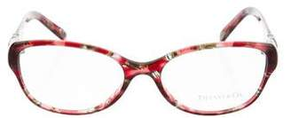 Tiffany & Co. Embellished Narrow Eyeglasses