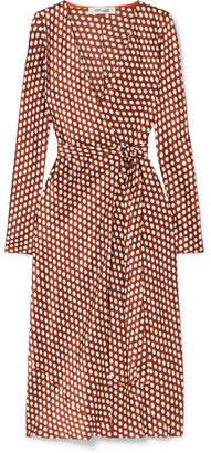 Brown Polka Dot Dress Shopstyle Uk