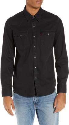 Levi's Barstow Western Denim Shirt