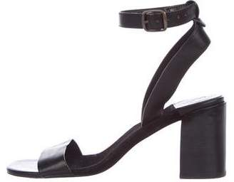 Rag & Bone Leather Ankle Strap Sandals