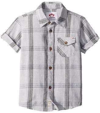 Appaman Kids Plaid Benson Shirt Boy's Clothing
