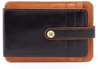 Hobo Access Bifold Leather Card Case