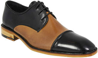 Stacy Adams Brayden Mens Cap-Toe Oxfords