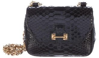 Tom Ford Tom Ford Python Crossbody Bag