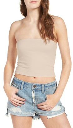 Women's Hinge Tube Top $29 thestylecure.com