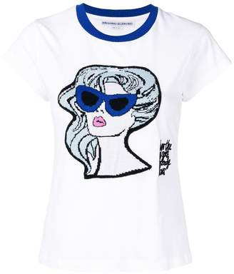 Ermanno Scervino printed T-shirt