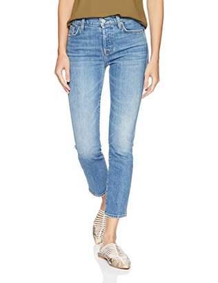 7 For All Mankind Women's Straght Leg Jean