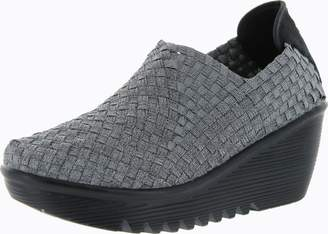 Bernie Mev. Womens Gem Casual Wedge Shoes