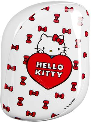 Tangle Teezer x Hello Kitty, Compact Styler Detangling Hairbrush - Dancing Bows - No Colour