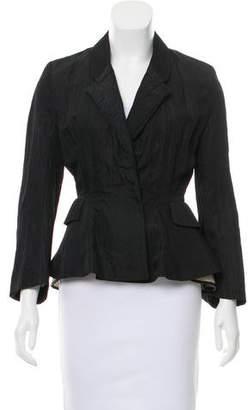 Acne Studios Lightweight Peplum Jacket
