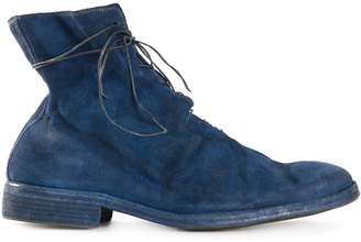 Guidi lace up boots
