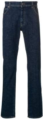 Roberto Cavalli regular mid rise jeans