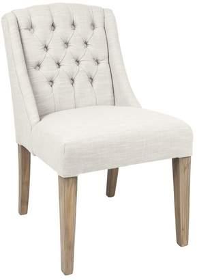 Cafe Lighting Montauk Dining Chair Natural