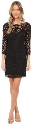 BB Dakota Leigh Soutache Dress Women's Dress