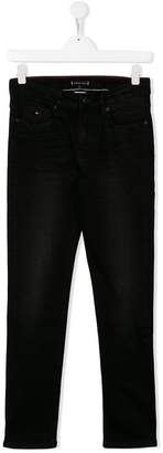 Tommy Hilfiger Junior TEEN straight-leg jeans