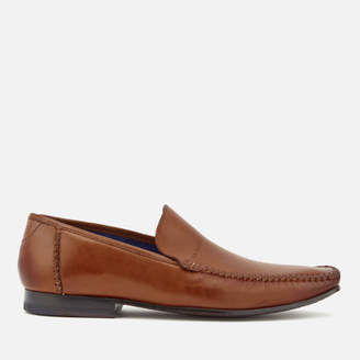 Ted Baker Men's Bly 9 Leather Slip-On Loafers - Tan