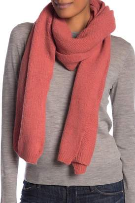 Melrose and Market Boucle Knit Wrap Scarf