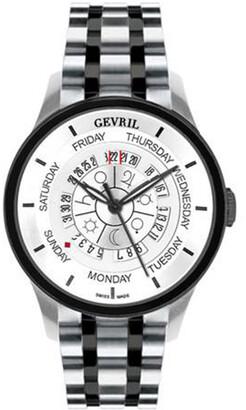 Gevril Men's Columbus Circle Watch