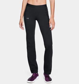 Under Armour Women's UA Favorites Straight Leg Pants