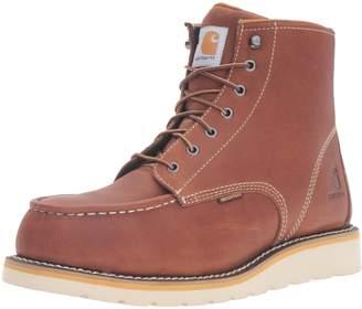 Carhartt Men's CMW6275 6-Inch Waterproof Wedge Steel Toe Work Boot