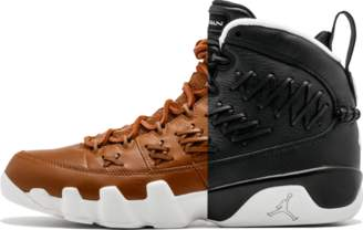 Jordan Air 9 RET Pinnacle Pack Collegiate Orange