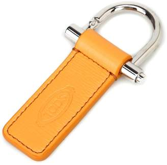 Tod's Leather Keychain
