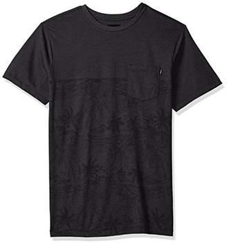 O'Neill Men's Standard Fit Pocket Logo Short Sleeve Tee Shirt