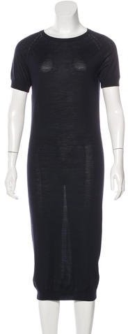 Bottega Veneta Bottega Veneta Wool Maxi Dress