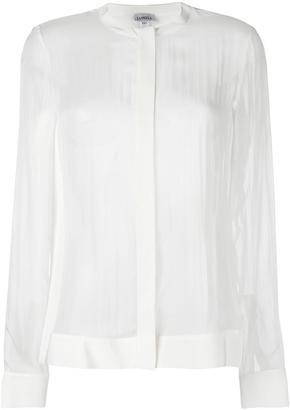 La Perla 'Radiance' shirt $1,006 thestylecure.com