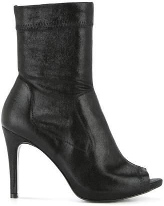 Pedro Garcia Sauni peep-toe boots