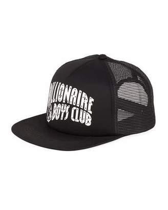 Billionaire Boys Club Men's Helmut Mesh-Back Trucker Hat