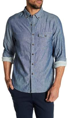Barque Double Faced Chambray Shirt