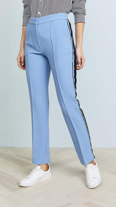 Victoria Beckham Victoria Ribbon Stripe Pants