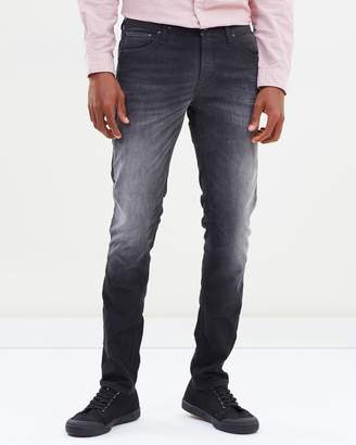 Jack and Jones Glenn Original Indigo Jeans