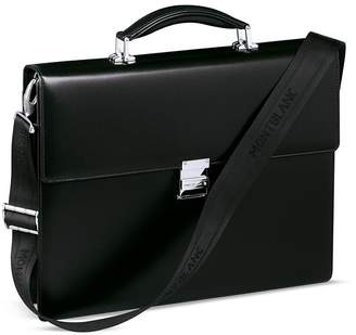 Montblanc Meisterstück Single Gusset Briefcase