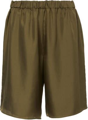 Deitas Cap D'Antibes Long Silk Shorts