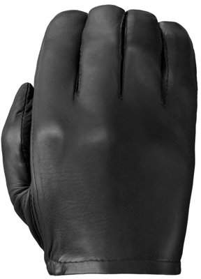 Tough Gloves Men's Ultra Thin Patrol-X Cabretta unlined leather gloves no points