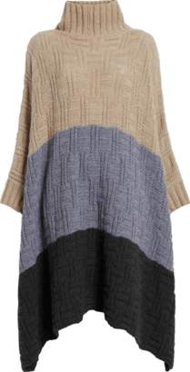 Hania New York Sutton Poncho