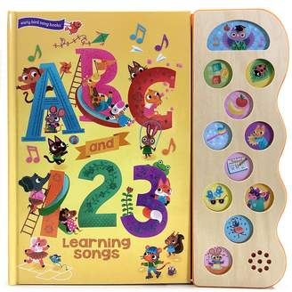 "Cottage Door Press ""ABC & 123 Songs"" Deluxe Song Book"