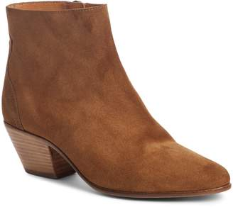 Isabel Marant Dacken Stacked Heel Bootie