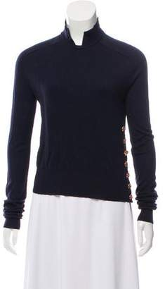 See by Chloe Knit Mock Neck Sweater