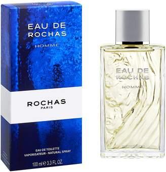 Rochas for Men Eau De toilette Spray, 3.4-Ounce