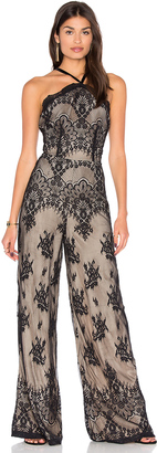 MAJORELLE Stella Jumpsuit $248 thestylecure.com