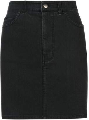 Tibi denim mini skirt