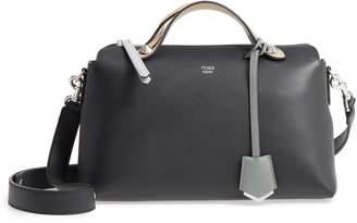 Fendi 'Medium By the Way' Colorblock Leather Shoulder Bag